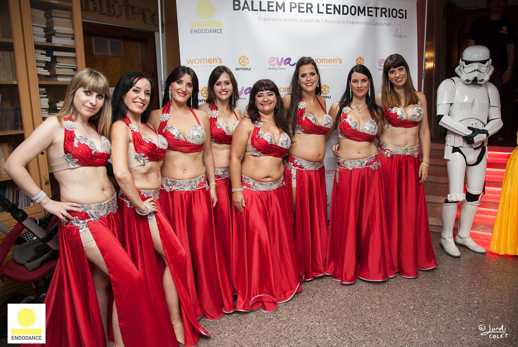 EndoDance 2016 Bailarinas
